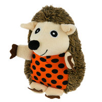 Grreat Choice Pet Halloween Hedgehog Dog Toy Plush, Squeaker