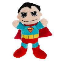 DC Comics Pet Halloween Superman Dog Toy Squeaker