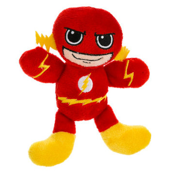 DC Comics Pet Halloween Flash Dog Toy Plush, Squeaker