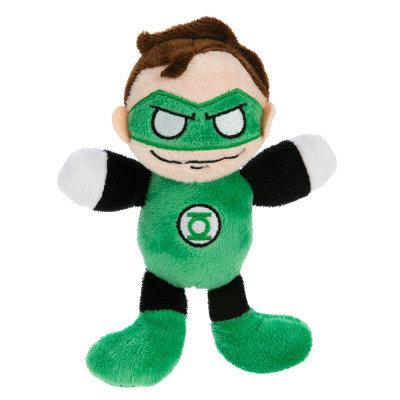 DC Comics Pet Halloween Green Lantern Dog Toy Plush, Squeaker