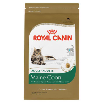 Royal Canin Feline Breed Nutrition Adult Cat Food Maine Coon