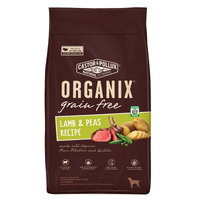 Castor & Pollux Castor and Pollux ORGANIX Adult Dog Food Grain Free, Organic, Lamb and Peas