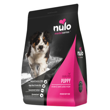 Nulo Grain Free Chicken and Sweet Potato Puppy Food