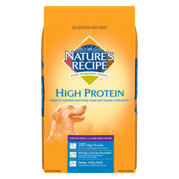 Nature's Recipe High Protein Chicken Meal and Lamb Meal Dry Dog