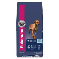 Eukanuba Senior Dog Food Chicken, Large Breed