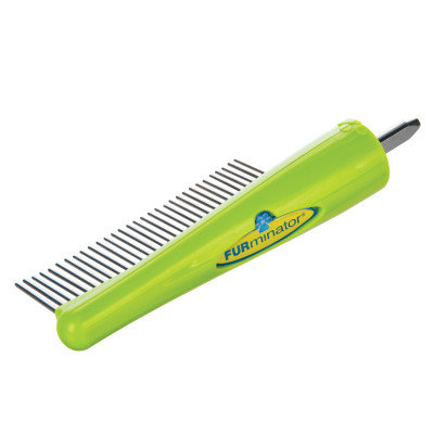 FURminator FURFLEXtrade; Finishing Comb Head Dog Tool