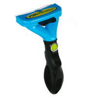 FURminator FURFLEXtrade; Comfort Edge Contoured deShedding Dog Tool
