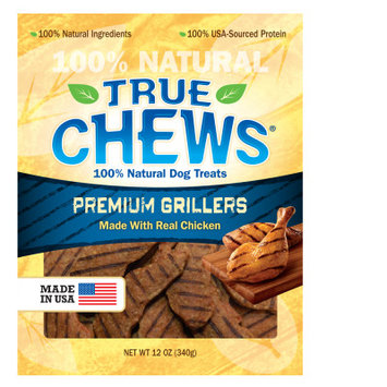 True Chews Premium Grillers Dog Treats