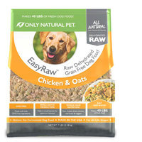 Only Natural Pet EasyRaw Chicken & Oats 7 lbs