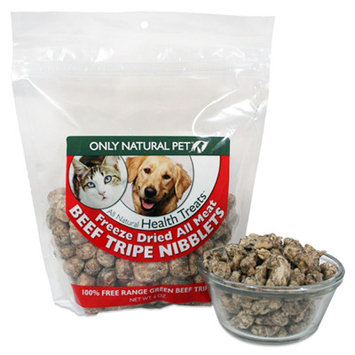 Only Natural Pet Tripe Nibblets 6 oz