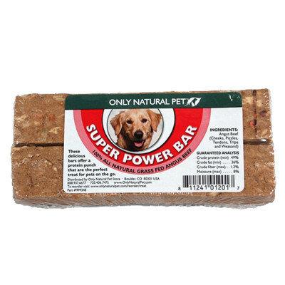 Only Natural Pet Super Power Bar Single