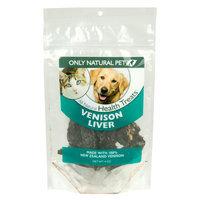 Only Natural Pet Venison Liver Pet Treats