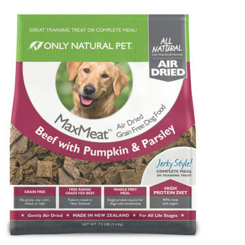 Only Natural Pet MaxMeat Air Dried Dog Beef 7.5 lbs