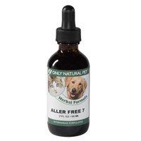 Only Natural Pet Aller-Free 7 Herbal Formula 2 oz