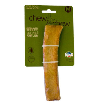 Himalayan Dog Chew Spread Antler Large Dog Treat
