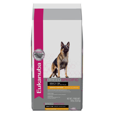 Eukanuba Breed Specific German Shepherd Adult Dog Food