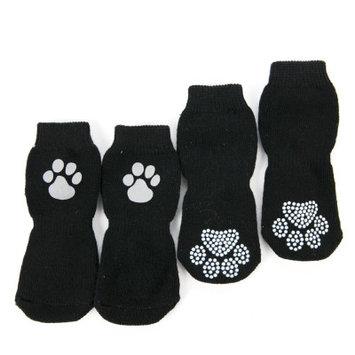 Top Paw Grreat Choice Reflective Socks