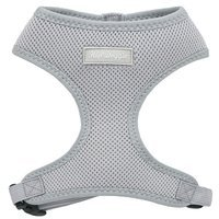 Hip Doggie HD-6PMHGY-S Small Ultra Comfort Gray Mesh Harness Vest