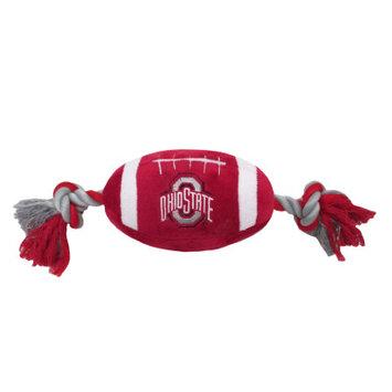 Pets First Ohio State University Buckeyes Ncaa Football Dog Toy
