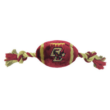 Pets First Boston College Eagles Ncaa Football Dog Toy