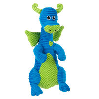 Top Pawtrade; Dragon Grunter Dog Toy - Squeaker