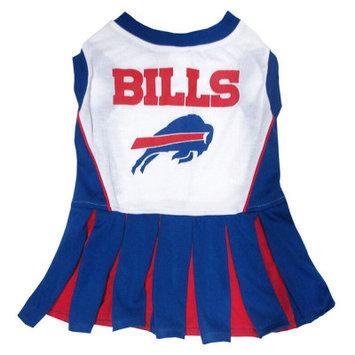 Pets First Buffalo Bills NFL Cheerleader Uniform