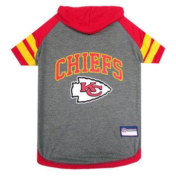 Pets First Kansas City Chiefs NFL Hoodie Tee