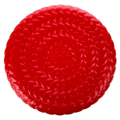 Grreat Choicetrade; Frisbee Flyer Dog Toy, Red