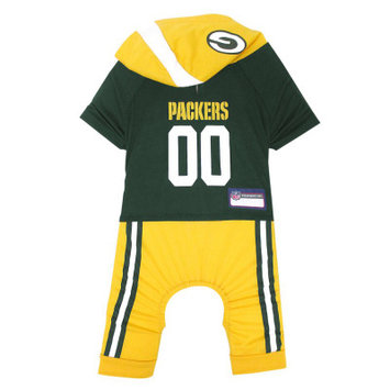 Pets First Green Bay Packers NFL Team Pajamas