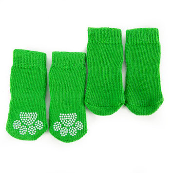 Grreat Choicetrade; Solid Socks, Green