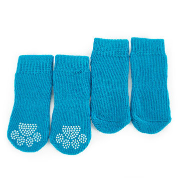 Grreat Choicetrade; Solid Socks, Blue
