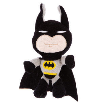 DC Comicstrade; Mini Batman Dog Toy