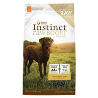 Natures Variety Nature's Variety Instinct Raw Boost Chicken 21lb Dog Food