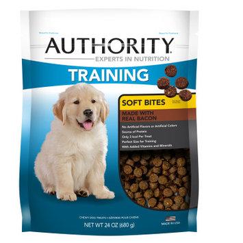 Authority Training Soft Bites Dog Treat - Bacon
