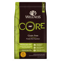 Wellness Core Adult Dog Food - Natural, Grain Free, Reduced Fat
