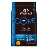 Wellness Core Large Breed Adult Dog Food - Natural, Grain Free
