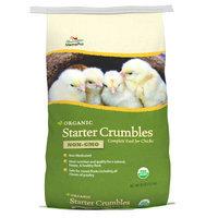 Manna Pro Organic Starter 19% Crumbles 30 Lb