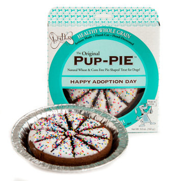 Lazy Dog Cookie Co. The Lazy Dog Cookie Company Pup-Pie Dog Treat - Happy Adoption Day
