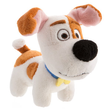 The Secret Life of Pets Puppy Plush Max Dog Toy