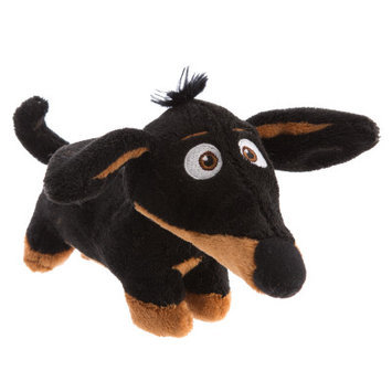 The Secret Life of Pets Puppy Plush Norman Dog Toy