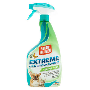 Simple Solution Stain Odor Extreme Odor Remover