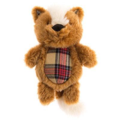 Top Paw Plush Fox Dog Toy