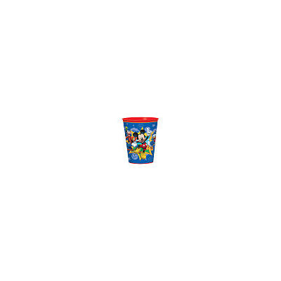 Mickey Mouse Favor Cup - 6 Pack