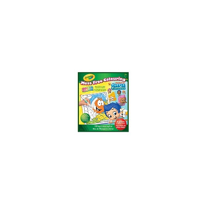 Crayola - ColorWonder - Bubble Guppies