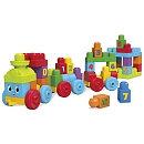 Mega Bloks First Builders 123 Learning Train!