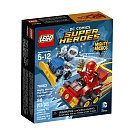 Super Heroes Mighty Micros: The Flash™ vs. Captain Cold™ #76063