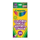 Crayola 24 IQ Coloured Pencils by Crayola