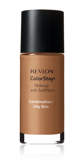 Revlon Colorstay Make-Up SoftFlex Foundation for Oily/Combination Skin