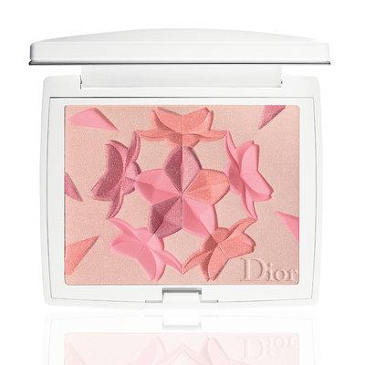 Dior Blush 'N' Bloom Palette - Diorsnow 2018 Limited Edition Glow Powder - Face & Cheeks