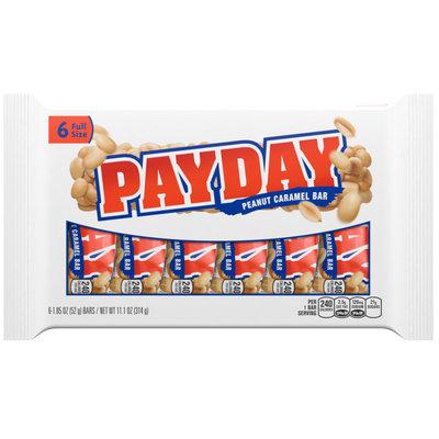 Hershey's Payday Peanut Caramel Bars